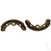 Club Car DS/ Precedent Brake Shoes - Short Front - Set of 2 (Fits 1995+)