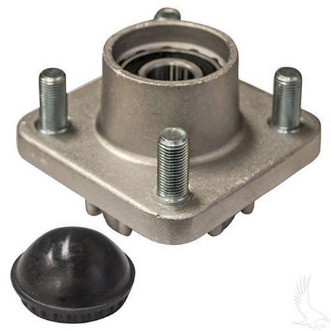 Club Car DS/ Precedent Front Wheel Hub (Fits DS 2003.5+, Precedent All Years)