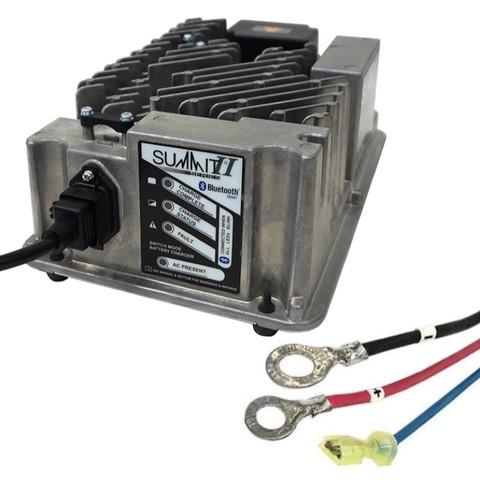 On-Board 36/48 Volt Golf Cart Battery Charger - Lester 36V/48V