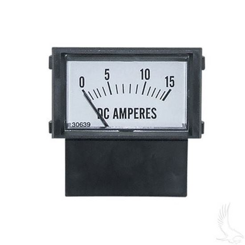 Club Car 15A Ammeter (For Electric 2000+)
