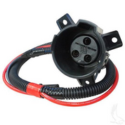 Club Car Precedent 48-Volt DC Receptacle (For 48V Electric 2008+)