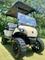 "14"" VOODOO Golf Cart Wheels and 23"" All Terrain DOT Tires"