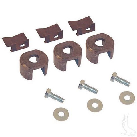 Club Car Drive Clutch Ramp Button Kit (For Gas 1984-1991)