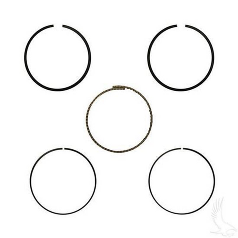 Club Car DS/ Precedent Piston Ring Set - .25mm Oversized (For 1992+)