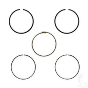 Club Car Piston Ring Set - .50mm (For Gas 1996+ FE350)