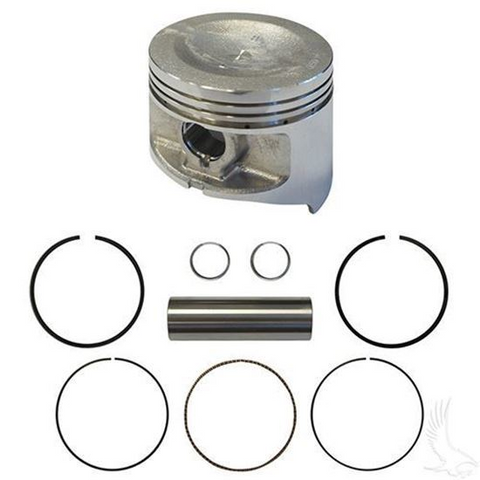 Club Car DS Piston Assembly - .50mm (For Gas 1996+ FE350)
