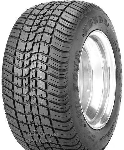 Kenda Pro Tour 205/50-10 Golf Cart Tires