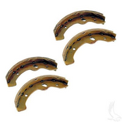 Yamaha G2-G22 Brake Shoes - Set of 4 (Fits 1994-2006)