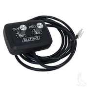 Club Car IQ Alltrax FN2-XCT On-the-Fly Speed & Regen Control - Control Box For Alltrax XCT Gen2 Controllers