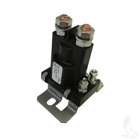 Club Car DS 36-Volt 4-Terminal Silver Solenoid (For 36V Electric 1988-2005)