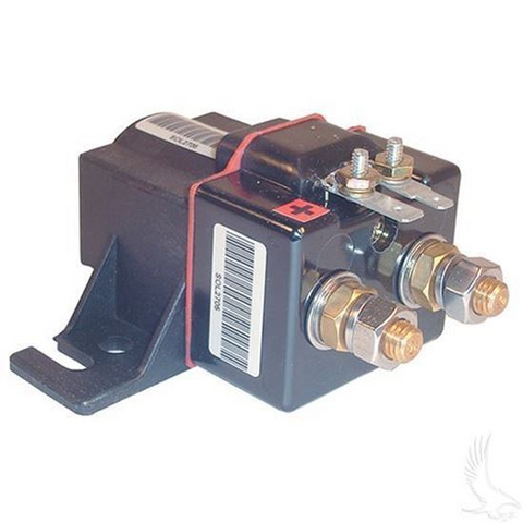 Club Car 48-Volt 4-Terminal Copper Solenoid (For 48V Electric 1995+)