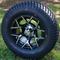 "12"" EUROSPORT Wheels and 23x10.5-12"" Turf Tires Combo"