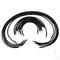 Club Car IQ Heavy Duty Battery Cables - Complete Set 4-gauge