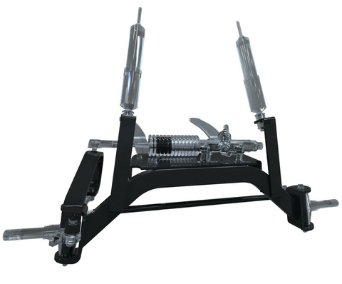 "6"" Drop Axle EZGO Lift Kit 2001.5+ (GAS)"
