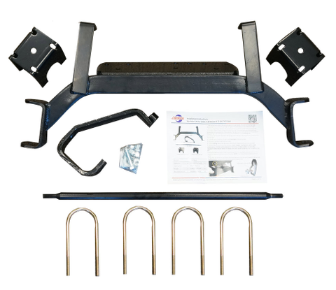 "6"" Drop Axle EZGO Lift Kit 2001.5+ (GAS)"
