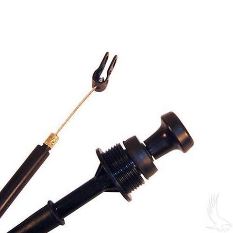 """Yamaha G16/ G20/ G22 Choke Cable - Seat Mount - 12¾"""""""