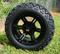 "14"" TERMINATOR Gloss Black Aluminum Wheels and 23x10-14 All Terrain Tire Combo - Set of 4"