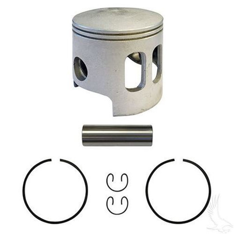 Yamaha G1 Piston and Piston Ring Assembly - Standard Size (For Gas Carts)