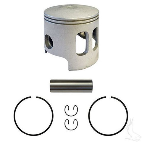 Yamaha G1 Piston and Piston Ring Assembly - .25mm Oversized (For Gas Carts)