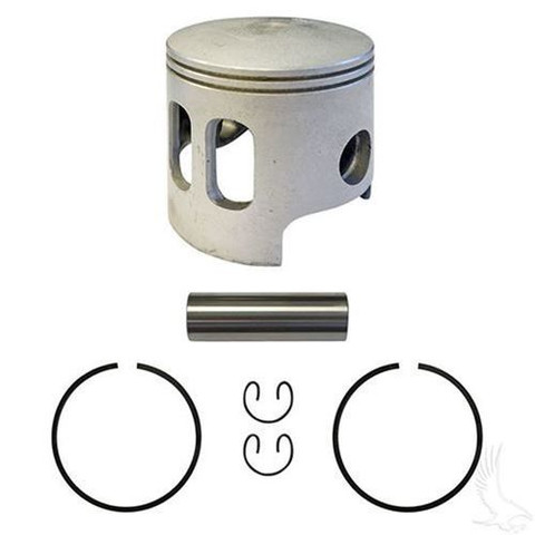 Yamaha G1 Piston and Piston Ring Assembly - .50mm Oversized (For Gas Carts)