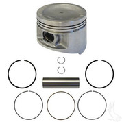 Yamaha G11/ G16 Piston and Piston Ring Assembly - .25mm Oversized