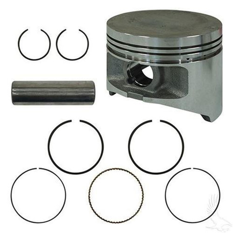Yamaha G22/ G29/ DRIVE Piston and Piston Ring Assembly - .25mm Oversize (For Gas 2003+)