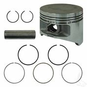 Yamaha G22/ G29/ DRIVE Piston and Piston Ring Assembly - .50mm Oversize (For Gas 2003+)