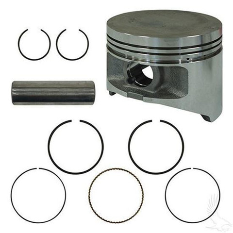 Yamaha G22/ G29/ DRIVE Piston and Piston Ring Assembly - Standard (For Gas 2003+)