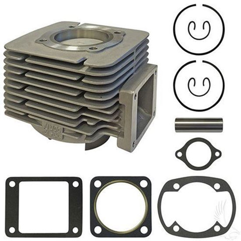 Yamaha G1 Cylinder and Piston Kit (For Gas Carts, All Years - Except 1982)