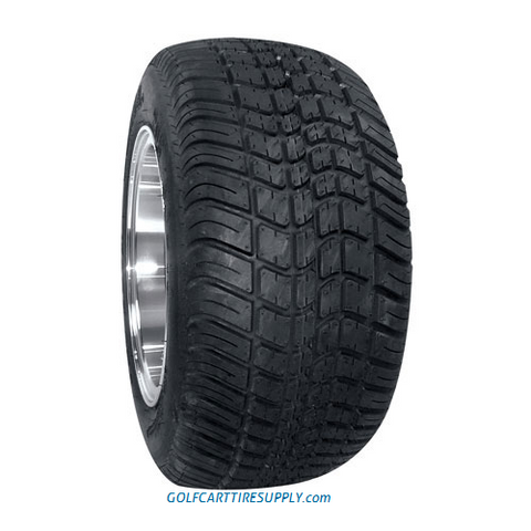Kenda 205/50R-10 DOT Golf Cart Tires - Low Profile