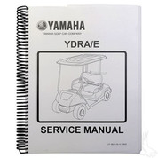 Yamaha G29/ DRIVE Service Manual (For 2007-2010)
