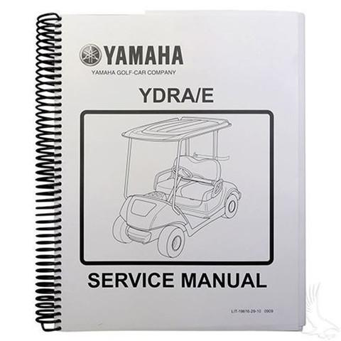 Yamaha G29/ DRIVE Service Manual (For 2007-2010)