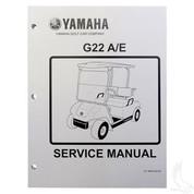 Yamaha G22 Service Manual (For 2003-2006)