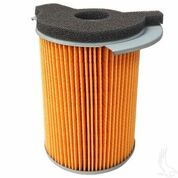 Yamaha G1 / G14 Air Filter - Oil Treated w/ O-ring Top Seal (For 2-cycle Gas G1 1978-1989, G14 4-cycle Gas)