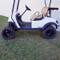 EZGO TXT 2014+ Golf Cart Fender Flares - Set of 4pcs (Front and Rear)