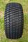 "12"" VAMPIRE Gloss Black Aluminum Wheels and 23x10.5-12"" TURF Tires Combo - Set of 4"