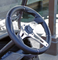 """Club Car Precedent 13"""" CHALLENGER Brushed Aluminum Golf Cart Steering Wheel (Fits all Years)"""