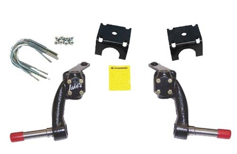 "Jakes 6"" EZGO TXT / Medalist Spindle Lift Kit (Fits 1994-2001.5, GAS)"