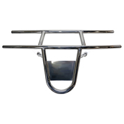 EZGO RXV 2016+ Brush Guard - Stainless Steel