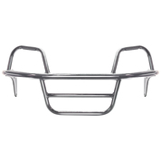 EZGO TXT Stainless Steel Golf Cart Brush Guard - EZGO Express