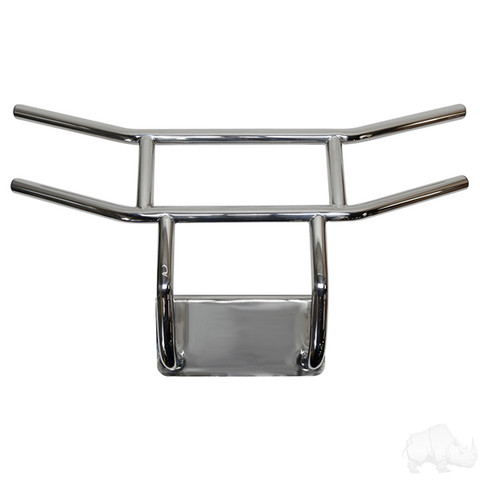 Yamaha Drive-2 Golf Cart Brush Guard - Stainless Steel