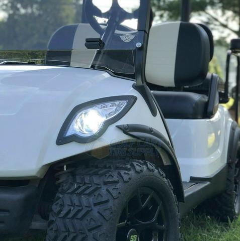 Yamaha Drive/G29 Golf Cart LED Light Kit - ROUTE 66