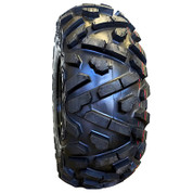 "RXVT 25x10-12"" 6-Ply Heavy-Duty All Terrain Golf Cart Tires"