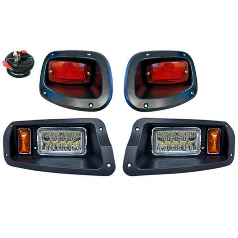 EZGO TXT Golf Cart Light Kit - NON-Street Legal (LED or Regular)