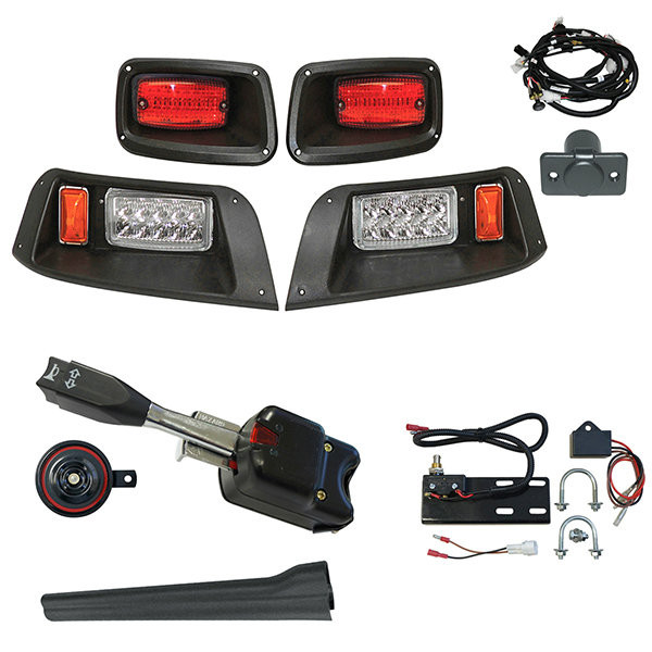EZGO TXT Street Legal Light Kit