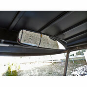 180-Degree Golf Cart Rear View Mirror (17 inch Width)