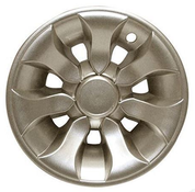 "8"" DRIVER Sandstone Golf Cart Wheel Covers (Set of 4)"