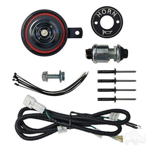 Golf Cart Horn Kit (fits Plug & Play Harness)