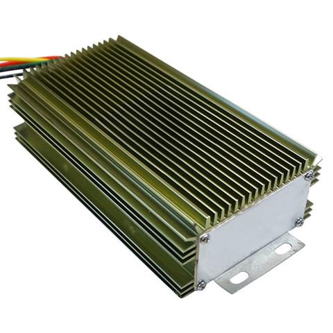 Golf Cart Voltage Reducer - 26-60V to 12V / 30 amp