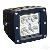 "RHOX 3.25"" Golf Cart LED Utility Spotlight - 12-24V (24 Watt / 1,500 Lumens, Fits All Carts)"